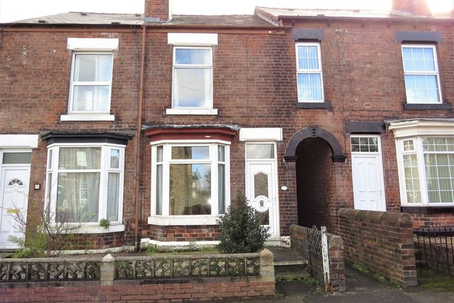 Thumbnail Terraced house for sale in Station Road, Woodhouse, Sheffield