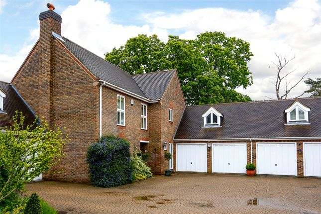 4 bed detached house for sale in Paget Place, Warren Road, Coombe Hill Estate