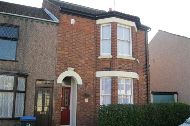 Thumbnail Terraced house to rent in Oxford Street, Rugby, Warwickshire