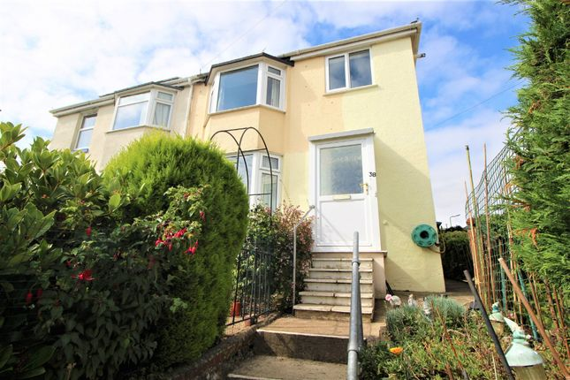 Thumbnail Flat for sale in Colley End Park, Paignton