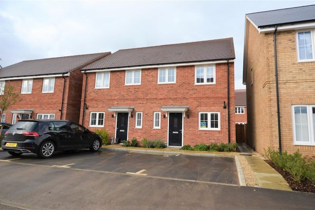 Thumbnail Property for sale in Shared Ownership, Sedgwick Street, Haddenham, Aylesbury