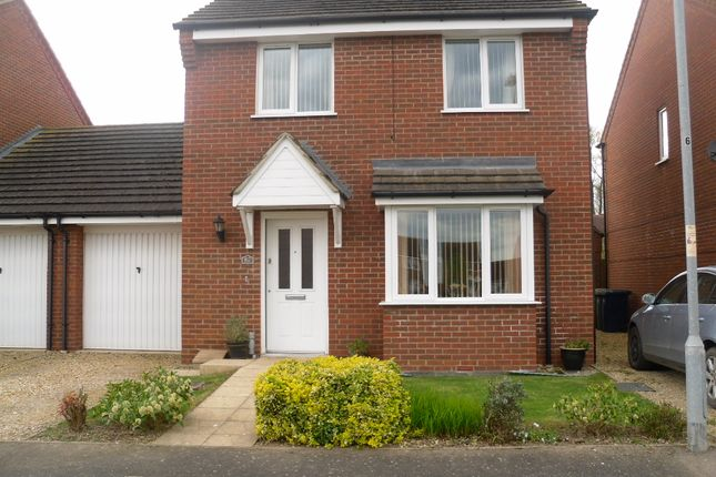 Thumbnail Detached house for sale in Redbarn, Turves
