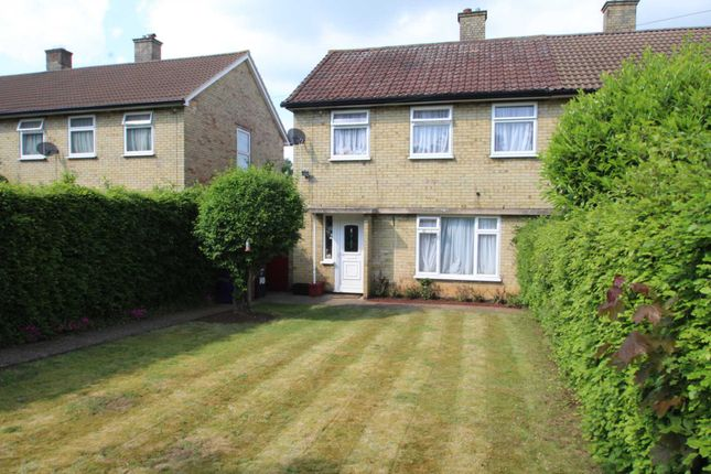 Thumbnail Semi-detached house for sale in Bedford Road, Letchworth
