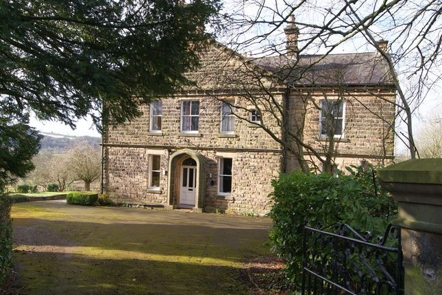 Thumbnail Property for sale in Moor Road, Ashover, Derbyshire