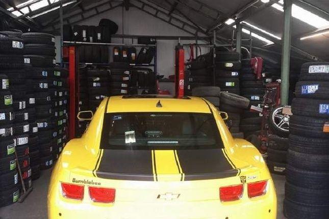 Thumbnail Parking/garage for sale in Unit 6 Rospeath Industrial Estate, Penzance