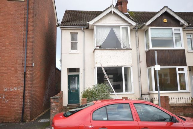 Thumbnail End terrace house to rent in Penrith Road, Basingstoke