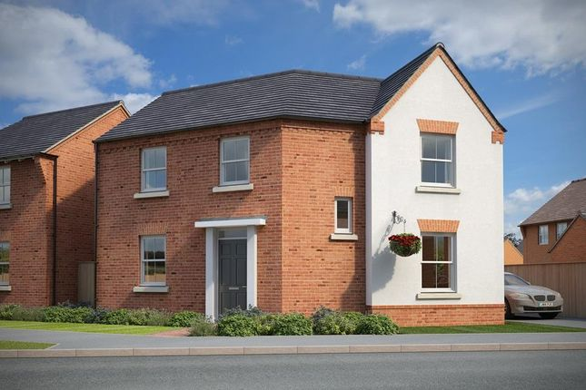 "Thumbnail Detached house for sale in ""Fairway"" at Blandford Way, Market Drayton"