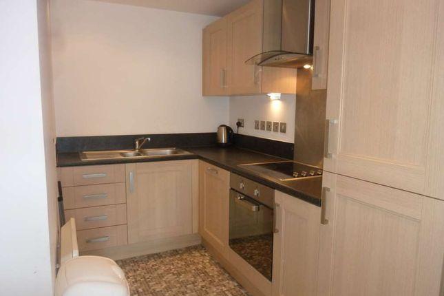 Thumbnail Flat to rent in Lawson Street, Preston