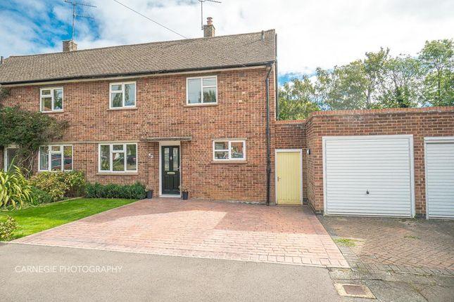 Thumbnail Semi-detached house for sale in Fordwich Road, Welwyn Garden City