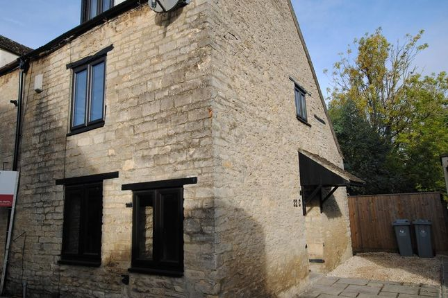 Thumbnail End terrace house to rent in Marlborough Lane, Witney, Oxon