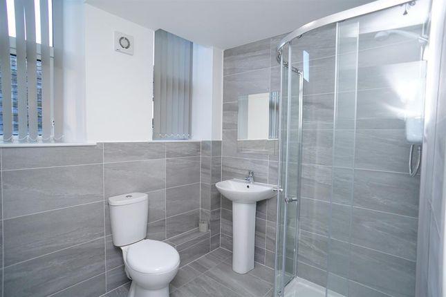 Shower Room of Montgomery Terrace Road, Sheffield S6