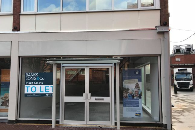 Thumbnail Retail premises to let in Unit 12 The Riverside Shopping Centre, Southgate, Sleaford