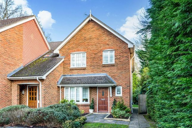 Thumbnail End terrace house for sale in Updown Hill, Windlesham