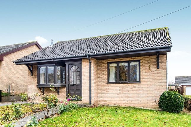 Thumbnail Bungalow to rent in Cherry Avenue, Branston, Lincoln