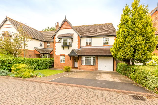 Thumbnail Detached house for sale in Barn Close, Oxford, Oxfordshire