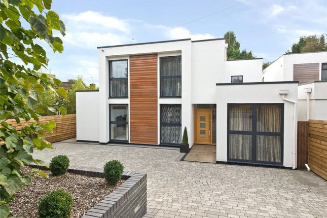 Thumbnail Detached house for sale in Coombe Lane West, Kingston Upon Thames, London