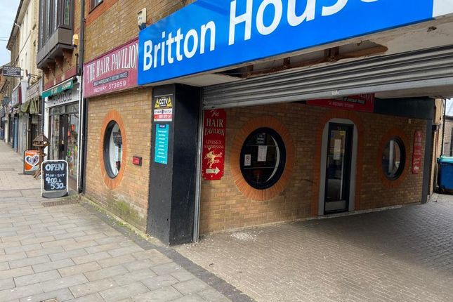 Thumbnail Commercial property for sale in The Mall, High Street, Gillingham