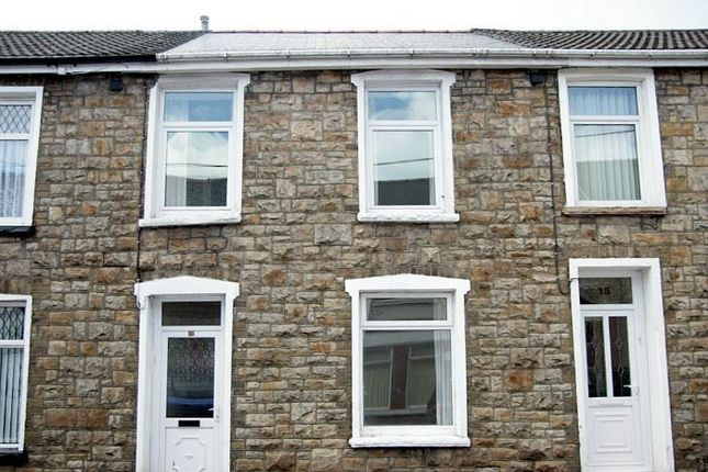 Thumbnail Terraced house to rent in Eureka Place, Ebbw Vale