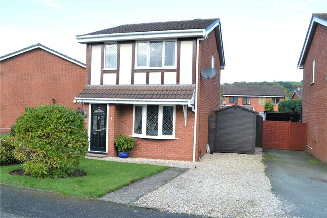 Thumbnail Detached house for sale in Pavilion Court, Llanidloes Road, Newtown, Powys
