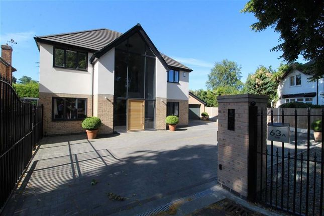 Thumbnail Detached house for sale in Woodchurch Road, Bestwood Lodge, Nottingham