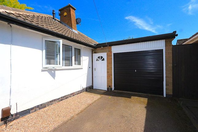 Garage of Barry Drive, Kirby Muxloe, Leicester LE9