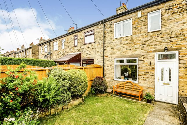 2 bed terraced house for sale in Broadway, Southowram, Halifax HX3