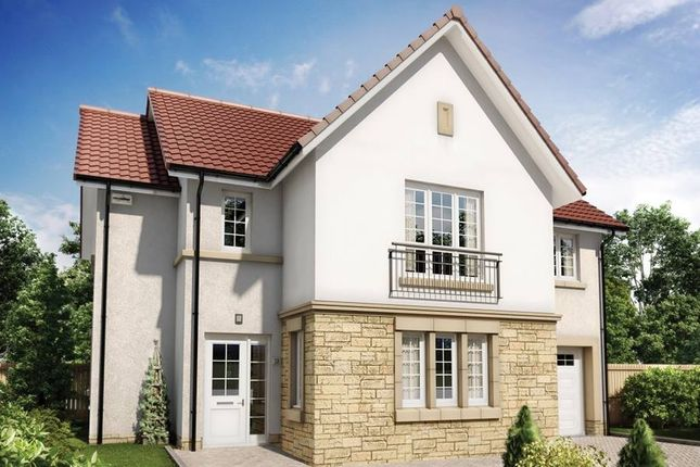 "Thumbnail Detached house for sale in ""The Cleland"" at Viewbank Avenue, Bonnyrigg"