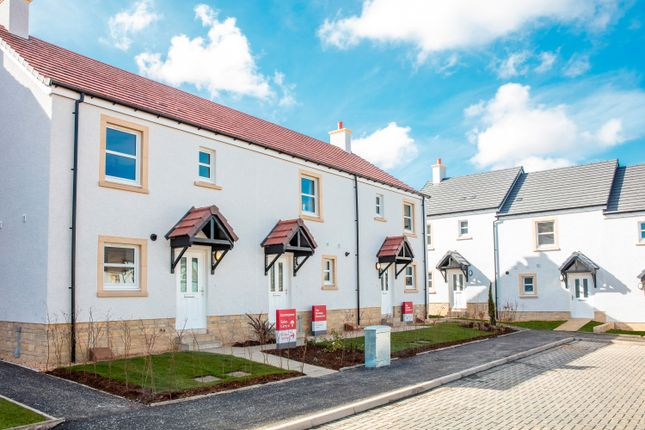 Thumbnail Terraced house for sale in Carrongrove, Off Tarduff Place, Stoneywood, Falkirk