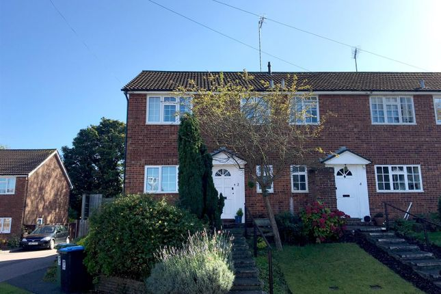 Thumbnail Semi-detached house to rent in Alderley Court, Berkhamsted