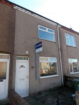 Thumbnail Terraced house to rent in Fraser Street, Grimsby, Lincolnshire