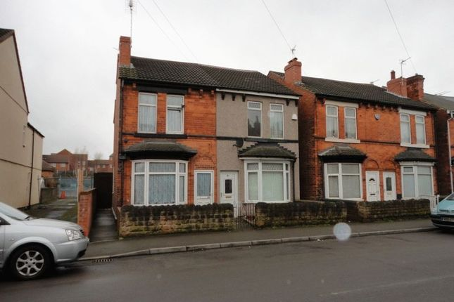 Thumbnail Room to rent in Yorke Street, Mansfield Woodhouse, Mansfield