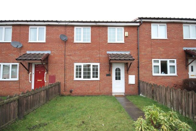 Thumbnail Town house to rent in Foxcote, Widnes