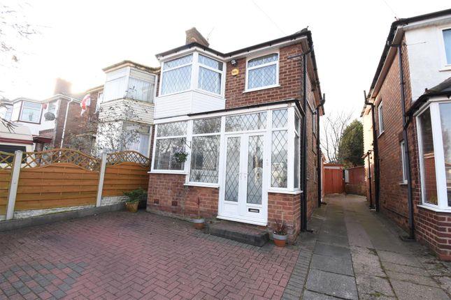 Thumbnail Semi-detached house for sale in Oakdale Road, Castle Bromwich, Birmingham