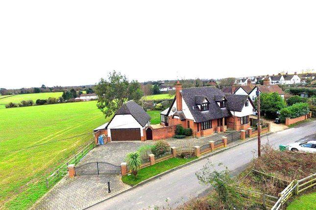 Thumbnail Detached house for sale in New Barn Lane, Little Hallingbury, Bishop's Stortford