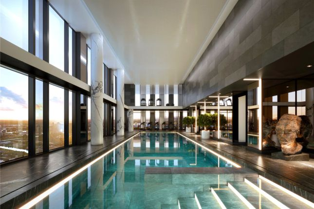 Thumbnail Town house for sale in Elizabeth Tower, Crown Street, Manchester