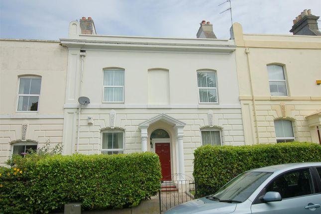 Thumbnail Flat to rent in Haddington Road, Stoke, Plymouth