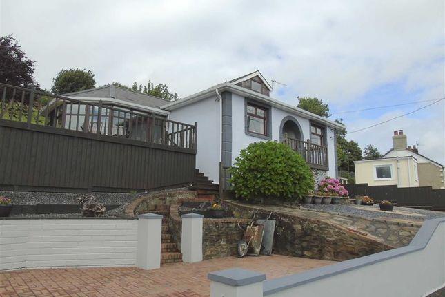 Thumbnail Detached bungalow for sale in Graig, Burry Port
