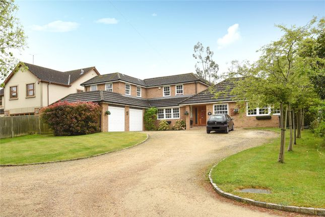 Thumbnail Detached house for sale in Chorleywood Road, Rickmansworth, Hertfordshire