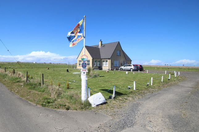 Thumbnail Hotel/guest house for sale in Alba Sunrise B&B, Nybster, By Keiss, Wick