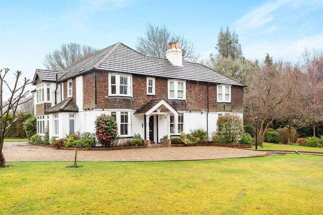 Thumbnail Detached house for sale in Copthorne Common, Copthorne, Crawley