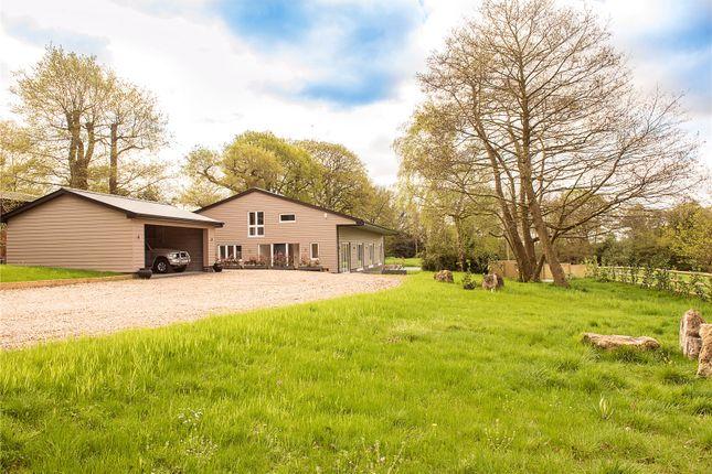 Thumbnail Barn conversion for sale in Hollybush Hill, Stoke Poges, Buckinghamshire