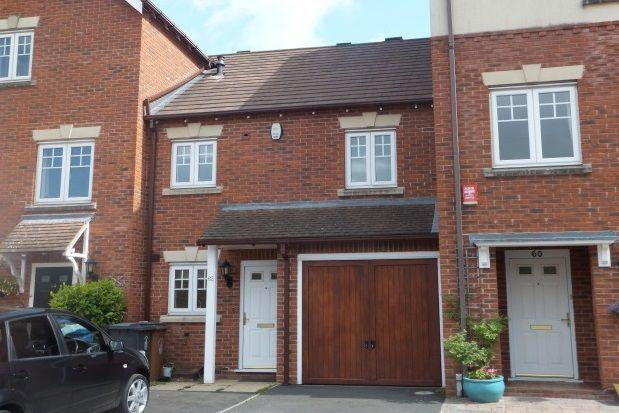 Thumbnail Property to rent in Harrington Walk, Lichfield