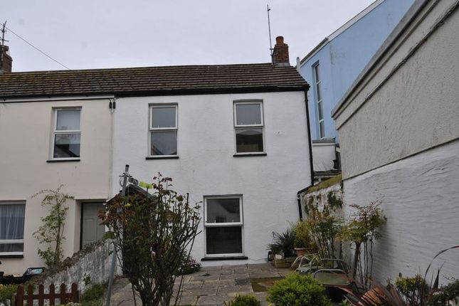 Thumbnail Terraced house for sale in Berkeley Place, Ilfracombe
