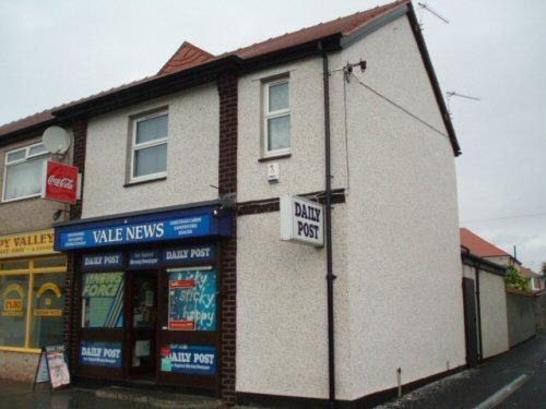 Thumbnail Retail premises for sale in Rhyl, Denbighshire
