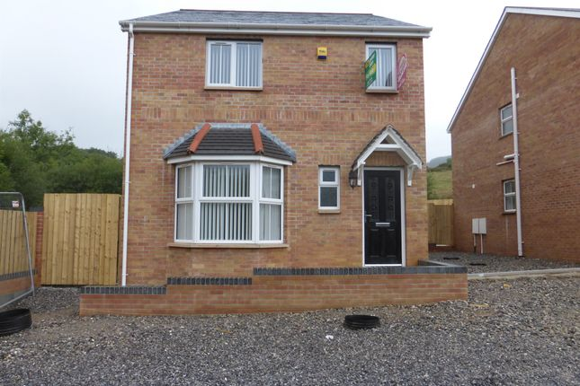 Thumbnail Detached house for sale in The Willows, Bryn, Port Talbot