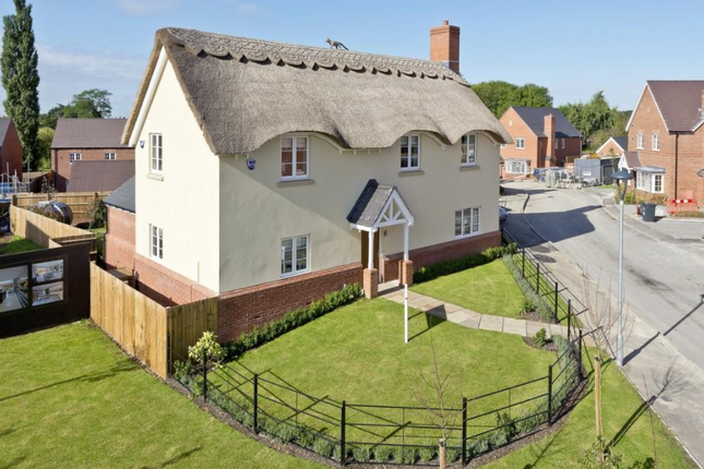 Thumbnail Detached house for sale in Banbury Road, Gaydon