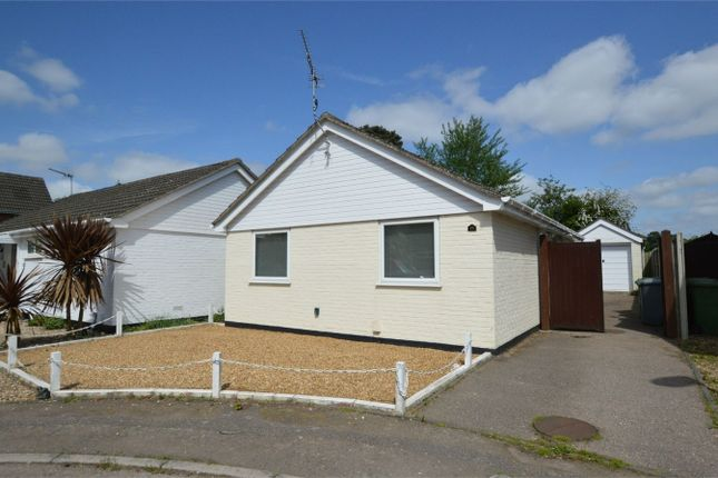 Thumbnail Detached bungalow for sale in Harrisons Drive, Sprowston, Norwich, Norfolk