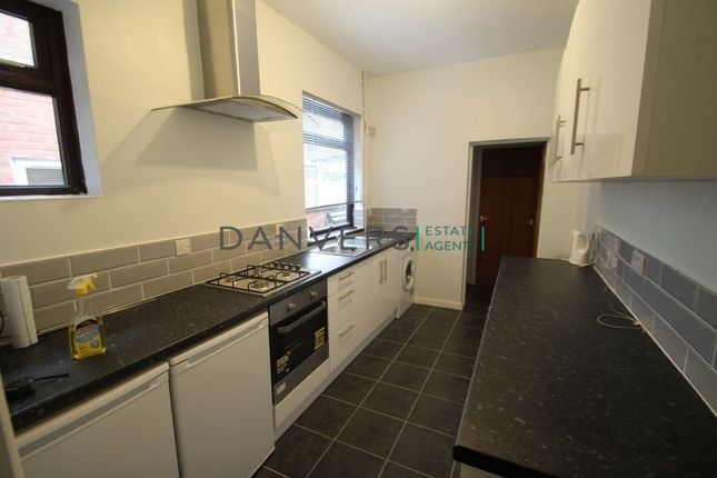 Thumbnail Terraced house to rent in Vaughan Street, Leicester