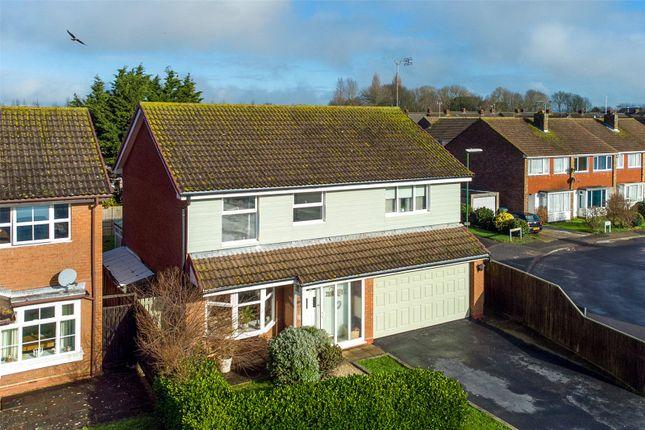 Thumbnail Detached house for sale in Kestrel Way, Littlehampton, West Sussex