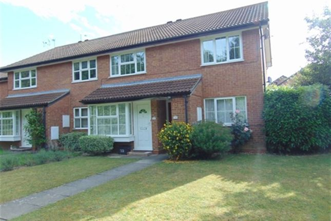 Thumbnail Maisonette to rent in Concorde Way, Woodley, Reading, Berkshire
